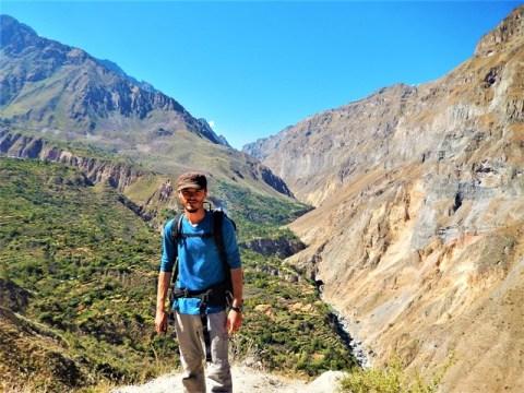Pérou Cañon del Río Colca