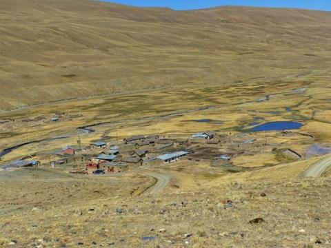 Bolivie Trek Laguna Chiar Khota Tuni