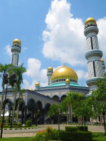 Brunei Bandar Seri Begawan Mosquée Jame'Asr Hassanil Bolkiah