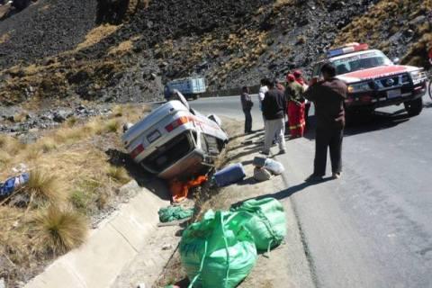 Bolivie Route de la Mort VTT accident