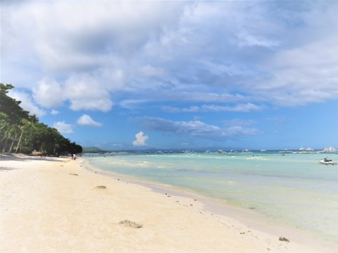 Philippines Bohol plage Panglao