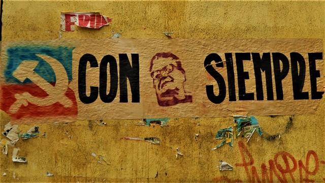 Chili Santiago Allende