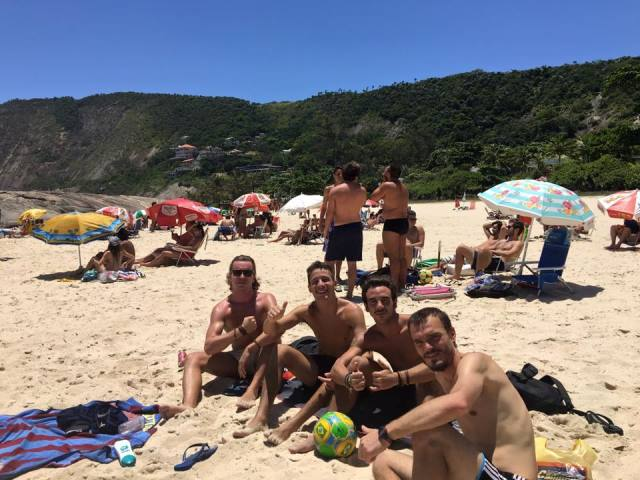 Brésil Rio de Janeiro plage
