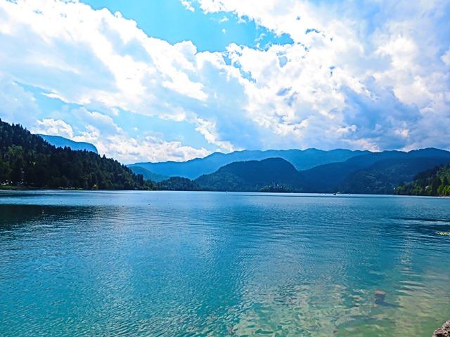 voyage slovénie lac de bled
