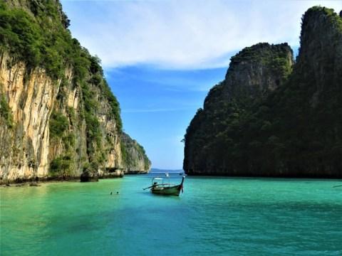 Thaïlande Koh Phi Phi Pilen Bay
