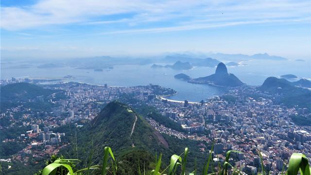 Brésil Rio de Janeiro Cristo Redentor