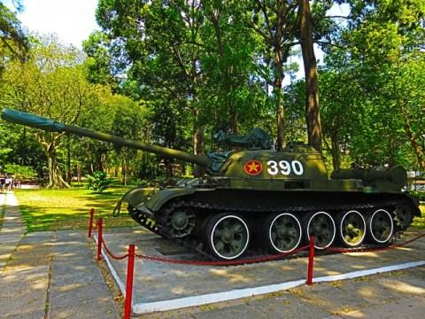 Vietnam Ho-Chi-Minh ville Palais Présidentiel