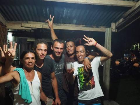 Philippines Camiguin fiesta