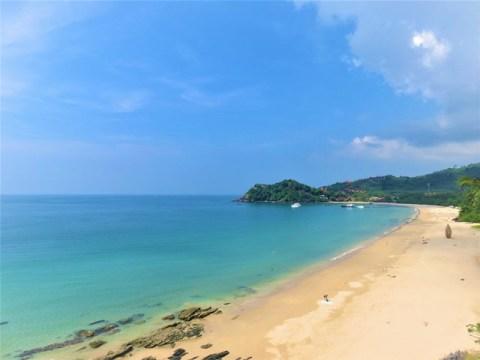 Thaïlande Koh Lanta plage Klong Nin