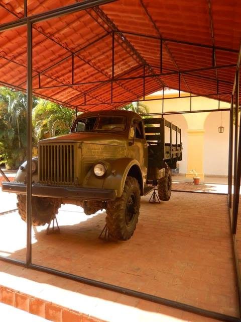 Cuba Trinidad Museo Nacional de la Lucha Contra Bandidas
