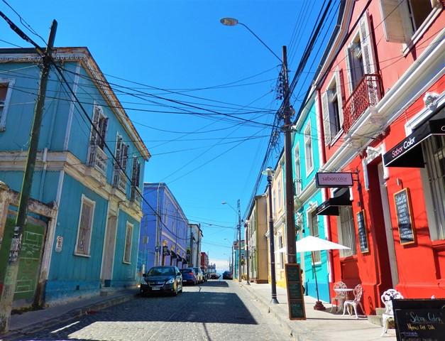 Chili Valparaiso