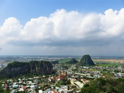 Vietnam Danang Montagne de Marbre