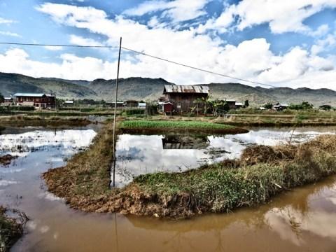Myanmar Trek Kalaw - Lac Inle