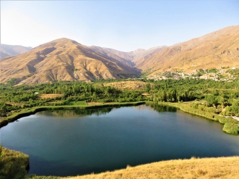 Iran Alamut lac evan
