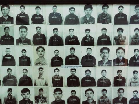 Cambodge Phnom Penh prison S21