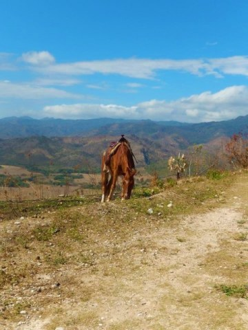 Cuba Trinidad Cerro de la Vigia