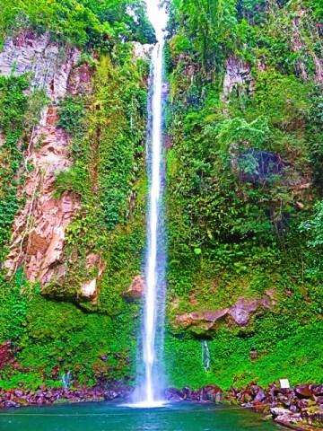 Philippines Camiguin cascade Katibawasan