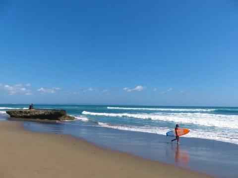 Bali Canggu plage