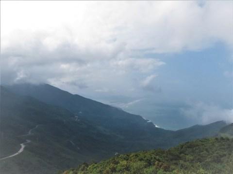 Vietnam Hai Van Pass Col des nuages