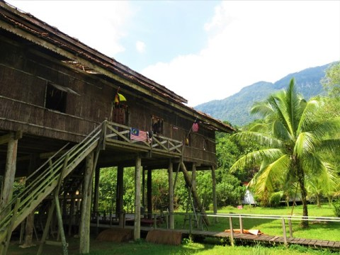 Bornéo Sarawak Cultural Village