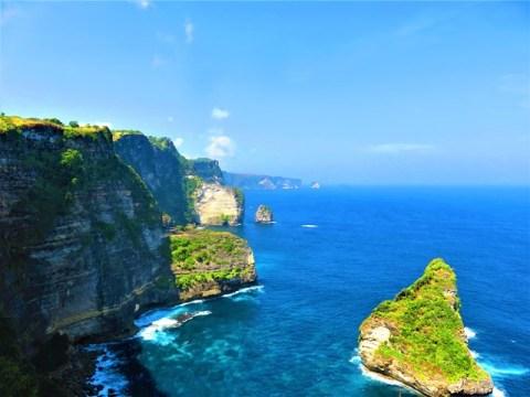 Nusa Penida Banah Cliff