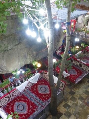 Iran Téhéran Darband