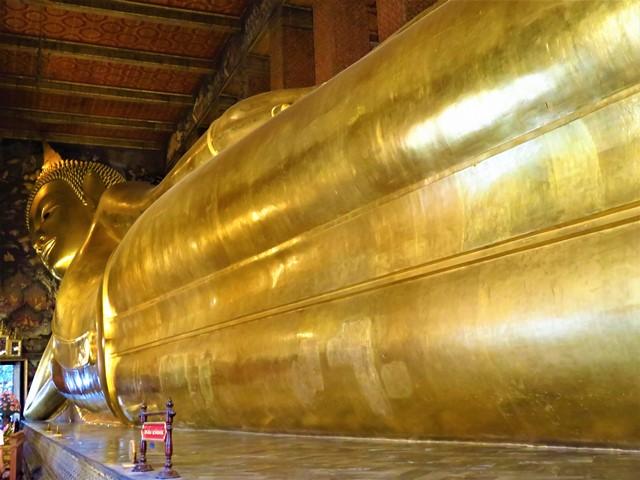Thaïlande Bangkok Wat Pho