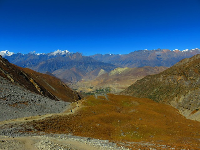 Népal Trek Circuit des Annapurnas Thorung La Pass Mustang