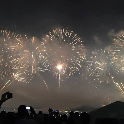 Brésil Rio de Janeiro nouvel an copacabana