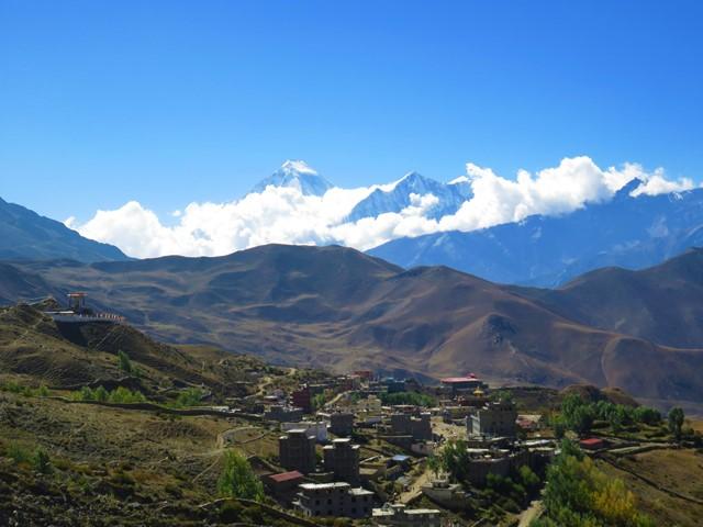 Népal Trek Circuit des Annapurnas Thorung La Pass Muktinath