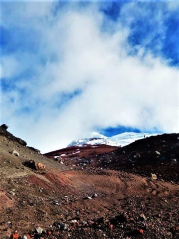 Equateur Ascension volcan Cotopaxi