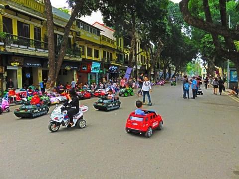Vietnam Hanoï lac Hoàn Kiêm