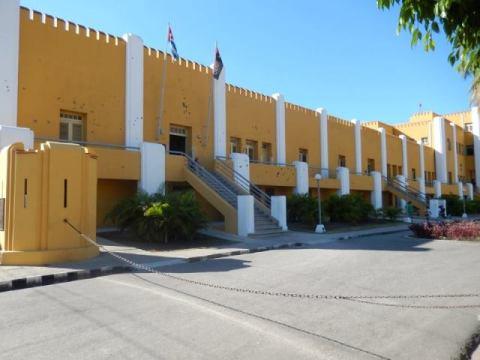 Cuba Santiago El cuartel Moncada