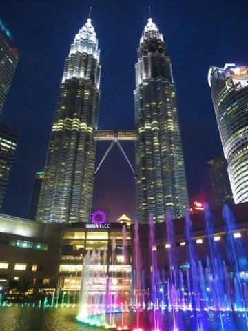 Malaisie Kuala Lumpur tours petronas