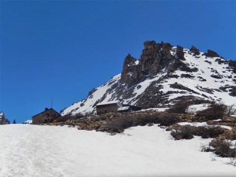 Argentine Bariloche Refuge Frey