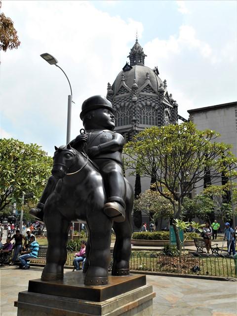 Colombie Medellin Botero