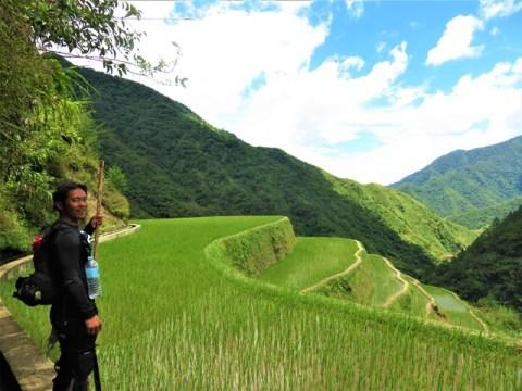 Philippines rizières trek Banaue batad