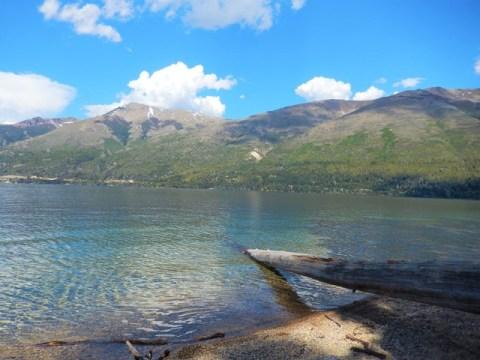 Argentine Bariloche lac Gutiérez