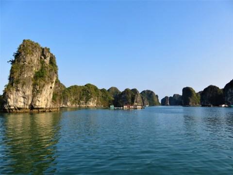 Vietnam Baie de Lan Ha croisière