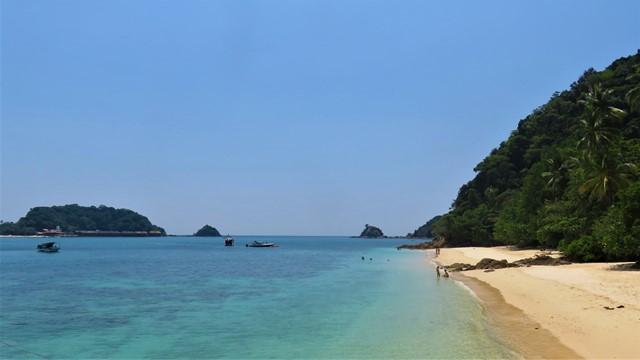 Malaisie île Pulau Kapas