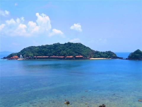 Malaisie île Gemia