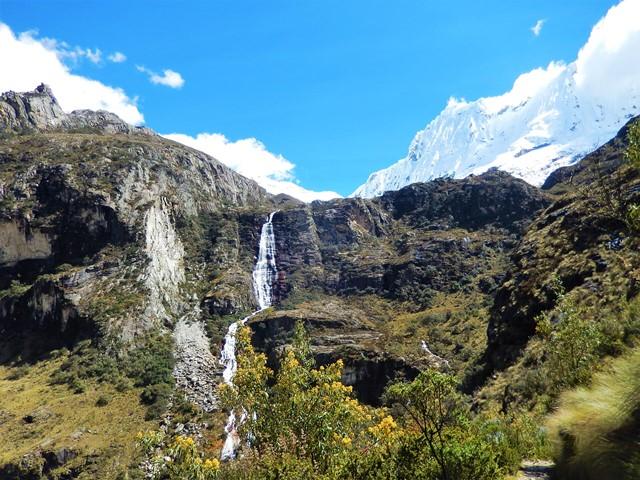 Pérou Cordillère blanche trek