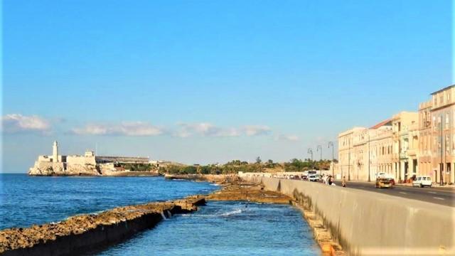 Cuba La Havane Malecon