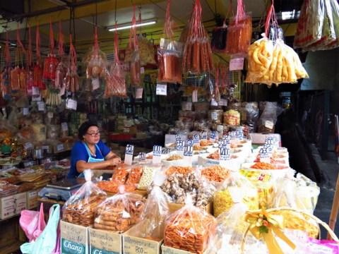 Thaïlande Bangkok Chinatown