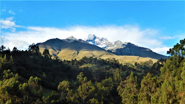 Pérou Cordillère blanche Laguna Churup