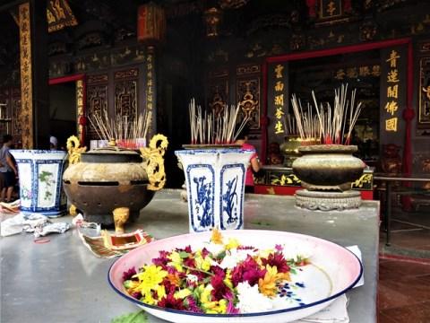 Malaisie Malacca temple chinois