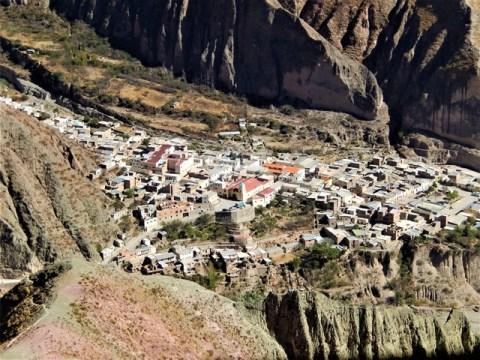 Argentine Iruya