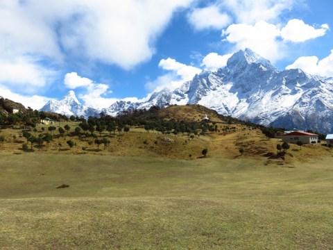 Népal Trek de l'Everest Khunde
