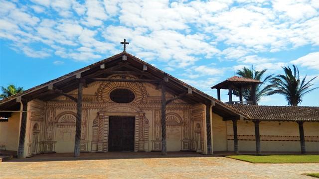 Bolivie Missions Jésuites de Chiquitos San Javier