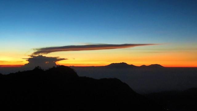 Java volcan bromo lever de soleil